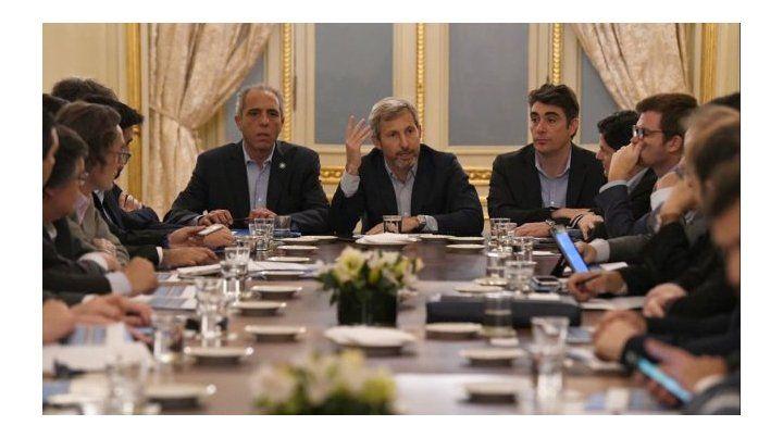 Frigerio asegura que el acuerdo por el Presupuesto 2019 está cerca