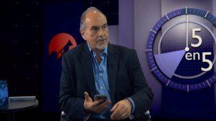 Pesar por la muerte del periodista Julio Blanck