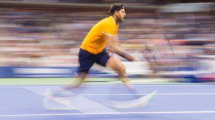 Juan Martín Del Potro regresa a la final del US Open