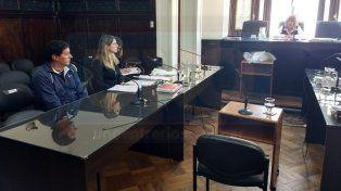 Complicado. El hombre de Chajarí prefirió abstenerse de declarar ante la jueza. Foto: Javier Aragón.
