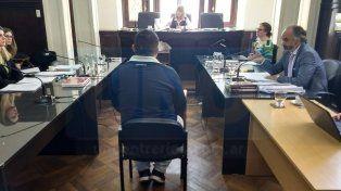 Firmes. Los testigos dieron detalles sobre la legalidad del procedimiento en la ruta. Foto: Javier Aragón.