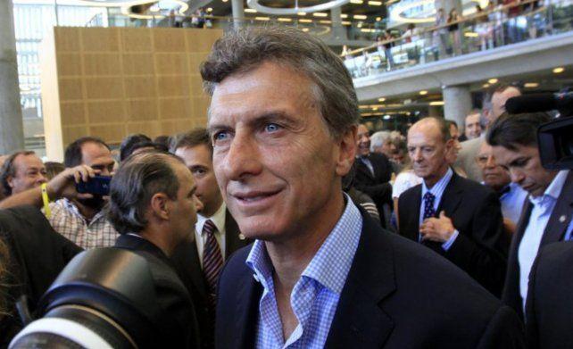 Macri relativizó la baja del dólar: Puede venir la séptima tormenta