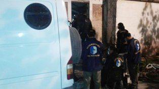 Desbaratan kioscos de droga en dos ciudades entrerrianas: hay ocho detenidos
