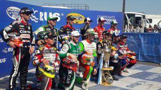 Los 12 pilotos que van a competir por la Copa de Oro