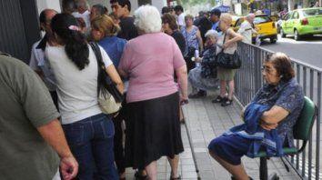 los haberes de los jubilados quedaran casi de 12 puntos por debajo de la inflacion