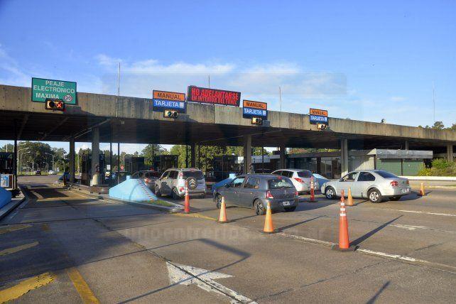 Desde este domingo el Túnel aumenta la tarifa un 10%