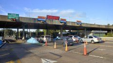 desde este domingo el tunel aumenta la tarifa un 10%