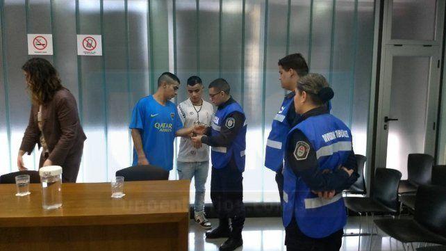 En juicio abreviado los hermanos Pereira fueron condenados por el homicidio de César Rolón