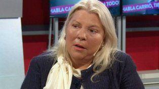 Carrió celebró la salida de Lorenzetti de la Corte Suprema: Se terminó la impunidad y la extorsión