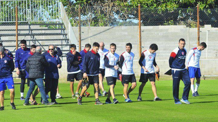 De visita. El primer desafío de Atlético será en Pergamino.
