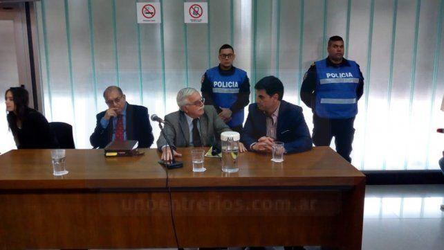 Condenaron a Canosa a tres años de prisión condicional por negocios incompatibles con la función pública