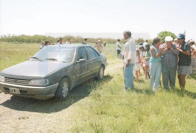 Lo mató porque le iba a prender fuego el rancho con la familia