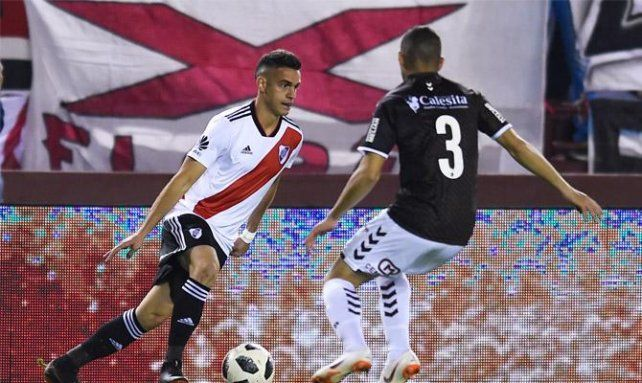 River Plate se mete en cuartos de final y sueña con el tricampeonato