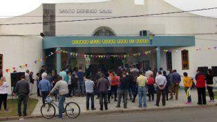 En Santo Domingo Savio reciben donaciones de leche para los niños