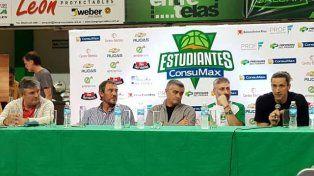 Los protagonistas brindaron una conferencia de prensa el miércoles por la noche.