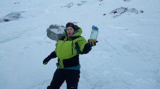 Enfermera entrerriana murió al caer a una grieta en Ushuaia