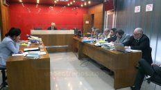 Resolución. El juez Bonazzola envió la causa a juicio oral y público. Foto: Javier Aragón.