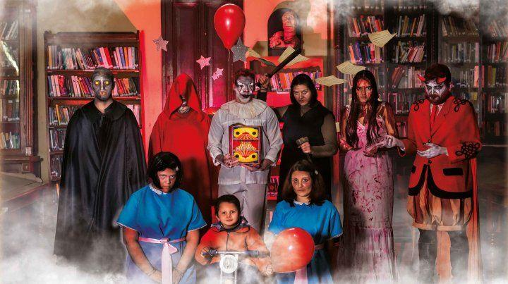 Se viene la quinta edición de la Noche del Terror en la Biblioteca
