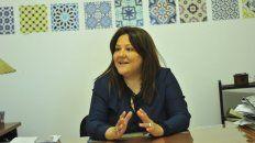 La abogada Karina Ozón es especialista en Derecho Animal.