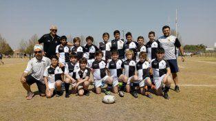 Córdoba fue la nueva parada para los chicos del rugby Albinegro