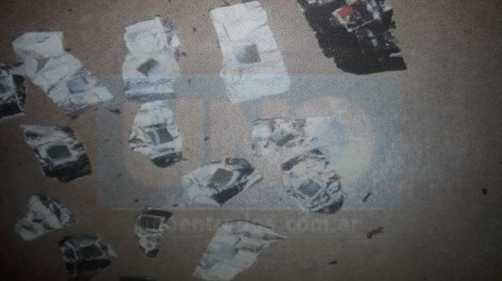 Disturbios en la plaza: Se constató la venta de marihuana y LSD