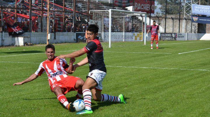 Atlético Paraná rescató un punto en Pergamino