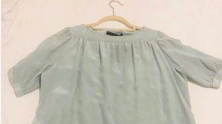 Cerró una casa de ropa de El Calafate y las empleadas le mandaron una blusa con una carta a Cristina