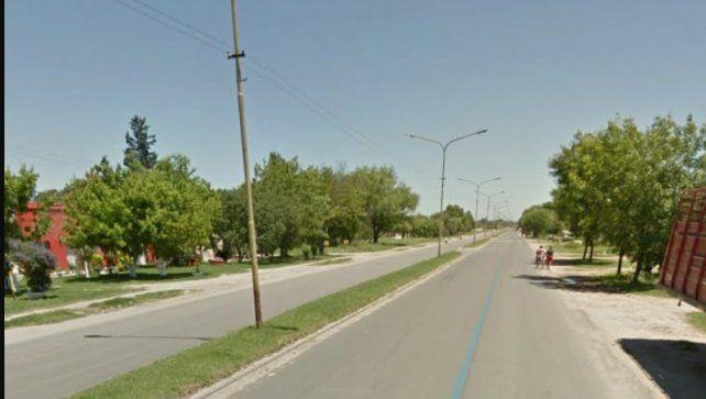Un chico de 16 años perdió la vida en un accidente de moto