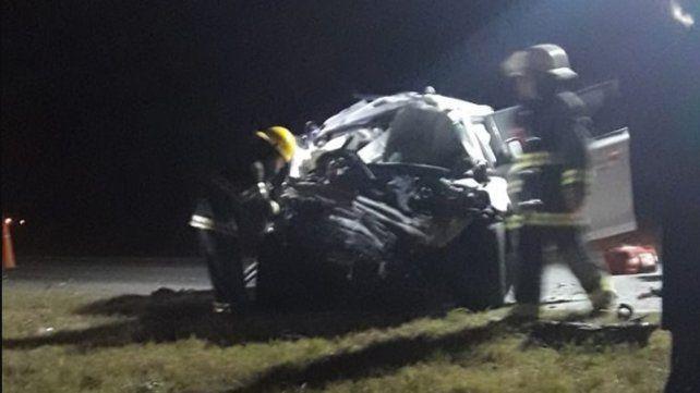 En un accidente de tránsito murió José Manuel de la Sota