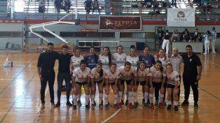 Paraná goleó en su estreno en el Argentino de Selecciones de Futsal