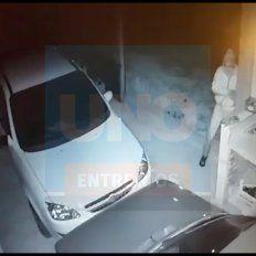 Ola de robos en barrio Solvencia de San Benito