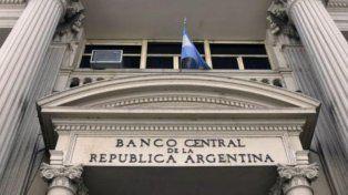 Banco Central de la República Argentina (BCRA).   Foto: Internet