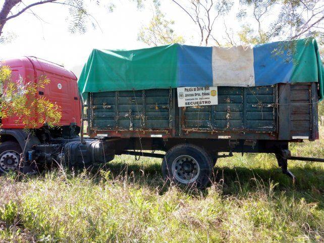 Usurparon terrenos y se instalaron hasta con un camión y un colectivo