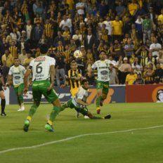 Defensa pisó fuerte en Rosario