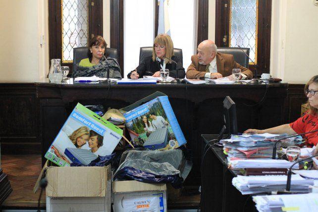 Homologado. El Tribunal Oral Federal de Paraná estableció que las pruebas son sencillas y contundentes.