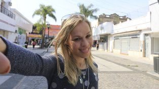 La Selfie: Fátima Heinze