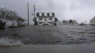 Al menos 24 muertos por el huracán Florence a su paso por Carolina del Norte