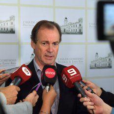 Bordet exigió la incorporación de fondos para el sistema jubilatorio entrerriano en el Presupuesto Nacional