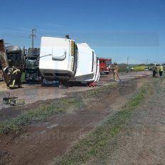Se conoció la identidad de la víctima fatal del accidente en ruta 131