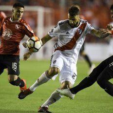 Independiente y River igualaron 0 a 0 con la figura de los dos arqueros