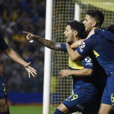 Boca venció a Cruzeiro y sacó una buena ventaja