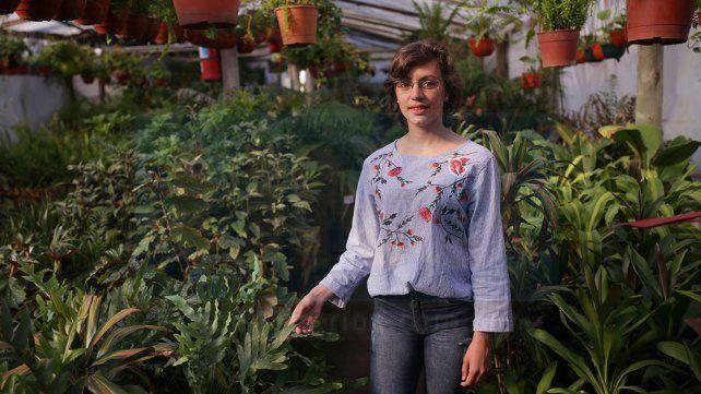 La ingeniera agrónoma María Emilia Rojas habló sobre paisajismo integral