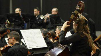 concierto de la sinfonica de entre rios en libertador san martin