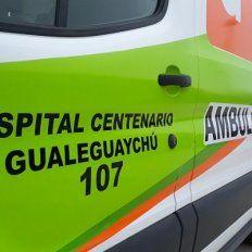 En el hospital no pudieron hacer nada para salvarle la vida al jugador de fútbol amateur.