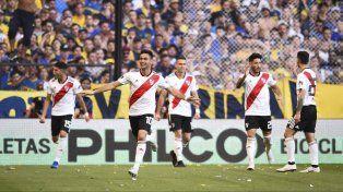 River Plate se quedó con el Superclásico en La Bombonera