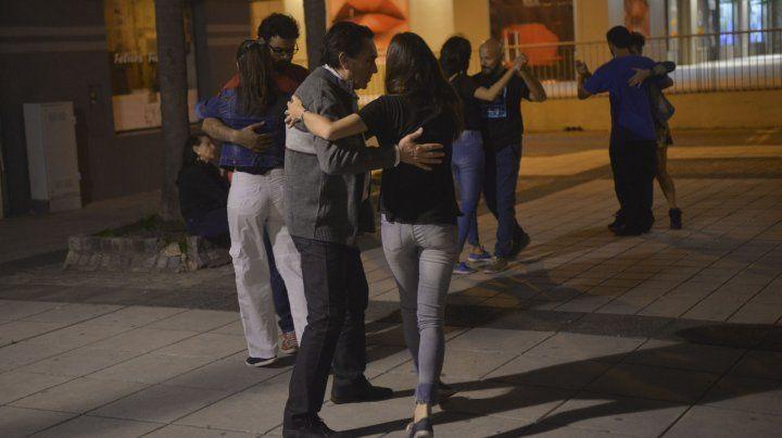 Tango libre.