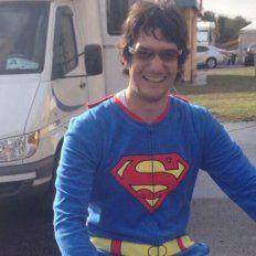 El piloto de Concordia, Martín Ponte, recordó a Tati con su habitual sonrisa