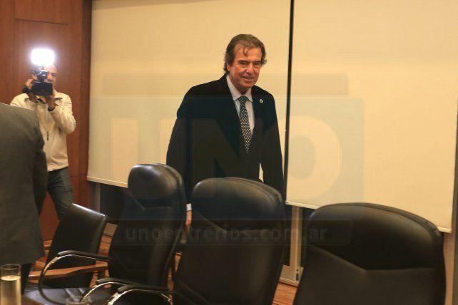 Fuertes críticas de Castrillón a Jorge  García y al fiscal de Estado