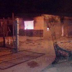 Nuevos incidentes en el barrio Capibá tras una noche de balaceras e incendios