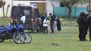 Por el homicidio de un joven en el Capibá, dos policías quedaron detenidos